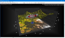 Link to 3d wpf demo,  3d .net winform demo c# 3d surface 3d scatter demo