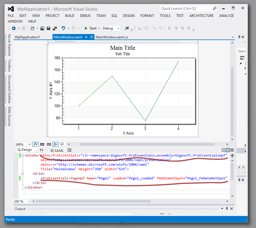 Wpf charting components for visual studio wpf chart in vs2013 ccuart Choice Image