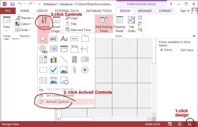 Chapter3 ActiveX Installation
